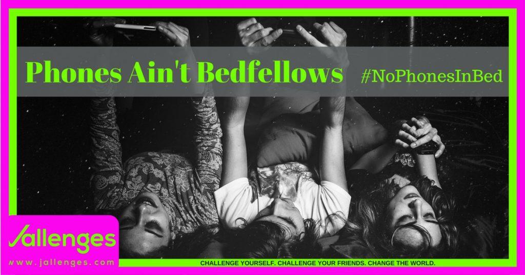 No Phones In Bed Featured Jallenges Image