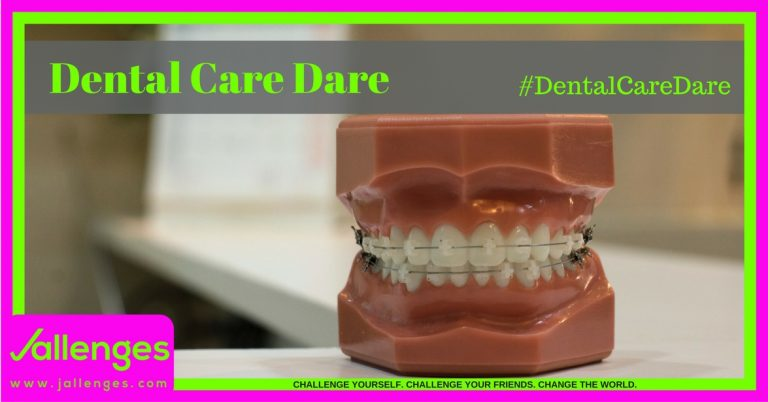 Dental Care Dare Featured Jallenges Image