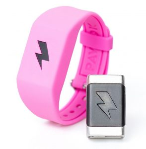 Pavlok Wristband Pink Recommend By The Jallenges